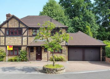 Thumbnail 5 bedroom detached house for sale in Bagshot, Surrey