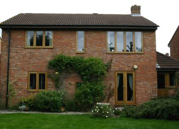 Thumbnail 4 bedroom detached house to rent in Sally Barn Close, Longwell Green, Bristol