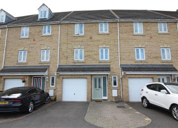 Thumbnail 5 bedroom town house for sale in Boleyn Avenue, Sugar Way, Peterborough