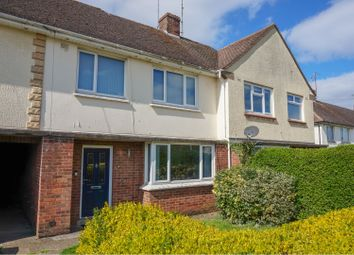 3 bed terraced house for sale in Denton Close, Rushden NN10