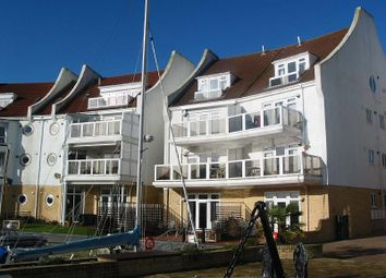 Thumbnail 2 bedroom flat to rent in Moriconium Quay, Lake Avenue, Poole
