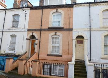 Thumbnail 2 bed flat for sale in Victoria Street, Dovercourt, Essex