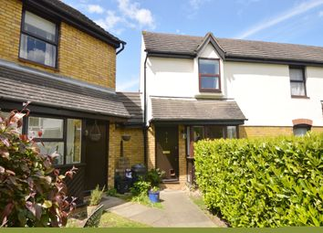 Thumbnail 1 bed end terrace house to rent in Hyacinth Close, Hampton