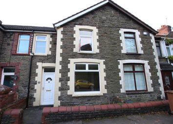 Thumbnail 3 bed terraced house to rent in Pencerrig Street, Llanbradach, Caerphilly
