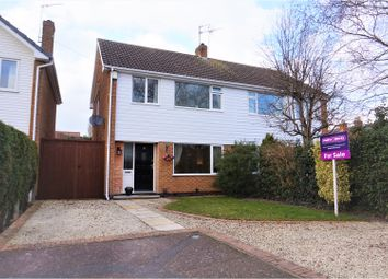 Thumbnail 3 bed semi-detached house for sale in Clarke Drive, Sawley