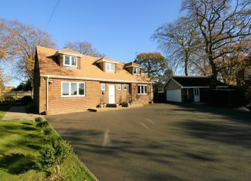 Thumbnail 4 bed detached house for sale in Heath Road North, Locks Heath, Southampton