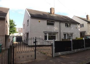 Thumbnail 3 bed semi-detached house for sale in Gardendale Avenue, Clifton, Nottingham