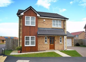 Thumbnail 4 bed detached house for sale in The Bamburgh, Yeavering Court, Belford