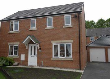 Thumbnail 3 bed detached house for sale in Hartley Green Gardens, Billinge