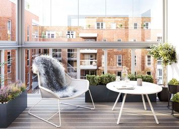 Thumbnail 3 bedroom flat for sale in Fellows Square, London