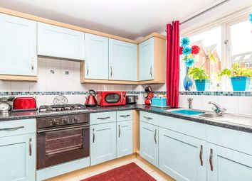 Thumbnail 1 bed flat for sale in Edward Vinson Drive, Faversham