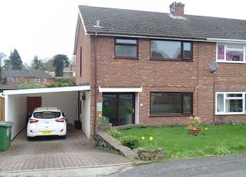 Thumbnail 3 bed semi-detached house to rent in Brook Street, Kidderminster