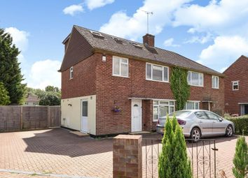 Thumbnail 4 bedroom semi-detached house for sale in Hatford Road, Southcote