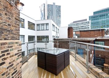 Thumbnail 3 bed terraced house to rent in Holywell Row, London
