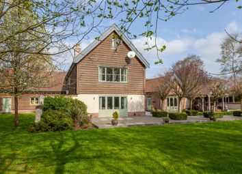 Thumbnail 5 bed detached house for sale in Norwich Road, Scoulton, Norwich