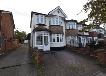Thumbnail 3 bed end terrace house for sale in Glenwood Drive, Gidea Park