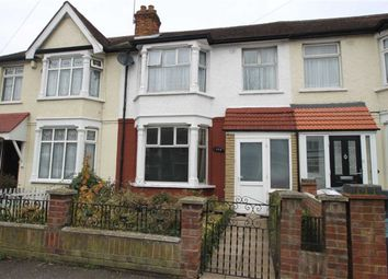 Thumbnail 3 bed terraced house for sale in Marmion Avenue, London
