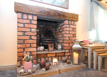 Thumbnail 3 bed cottage for sale in Rob Lane, Newton-Le-Willows