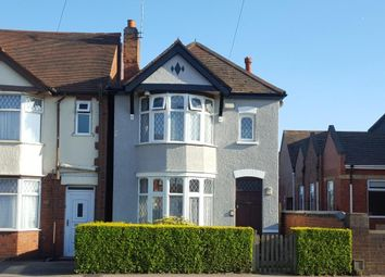 Thumbnail 3 bed detached house for sale in Heath End Road, Nuneaton