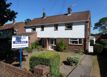 Thumbnail 2 bed semi-detached house for sale in Fernbank Road, Ascot