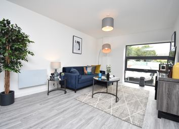 Thumbnail 1 bed flat for sale in Carcaixent Square, London Road, Newbury