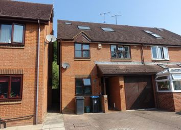 Thumbnail 4 bed semi-detached house to rent in Smallfield, Horley, Surrey