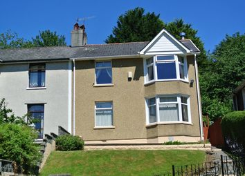 Thumbnail 3 bed semi-detached house for sale in Hospital Road, Pontnewynydd, Pontypool
