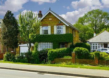 Thumbnail 4 bed detached house for sale in Leatherhead Road, Chessington, Surrey