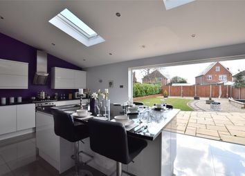 Thumbnail 4 bed detached house for sale in Estcourt Close, Gloucester