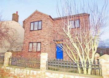 Thumbnail 3 bedroom detached house for sale in Station Road, Manea, March, Cambridgeshire