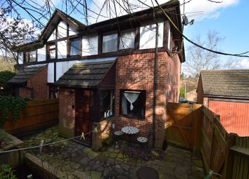 Thumbnail 1 bed terraced house for sale in Buller Close, Crowborough