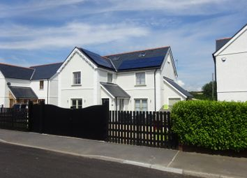 Thumbnail 5 bed detached house for sale in Teegan House, Scurlage, Gower, Swansea