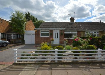 Thumbnail 2 bed bungalow for sale in Asquith Boulevard, West Knighton, Leicester