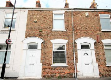 Thumbnail 2 bed terraced house for sale in Arthur Street, York