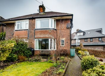 Thumbnail 2 bed semi-detached house for sale in Green Park Road, Halifax