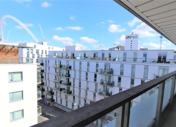 Thumbnail 3 bed flat to rent in Forum House, Empire Way, Wembley, Greater London