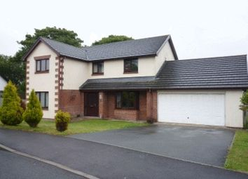 Thumbnail 4 bed detached house to rent in Heritage Gate, Haverfordwest