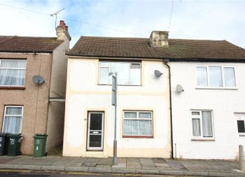 Thumbnail 2 bed semi-detached house for sale in Swanscombe Street, Swanscombe, Kent