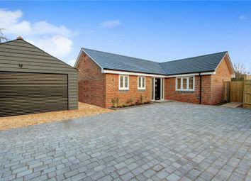 Thumbnail 3 bed detached bungalow for sale in School Road, Romsey