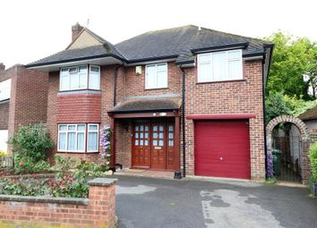 Thumbnail 4 bed detached house for sale in Parkland Grove, Ashford