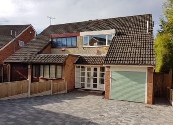 Thumbnail 3 bed semi-detached house for sale in Princess Crescent, Halesowen