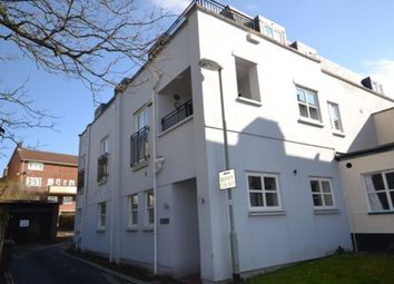 Thumbnail 2 bed flat to rent in Radnor Villa, Radnor Place, St Leonards, Exeter