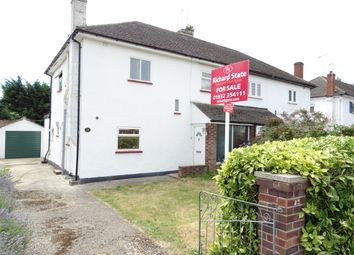 Thumbnail 3 bed semi-detached house for sale in Heathervale Road, New Haw