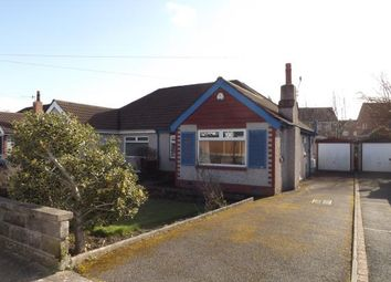 Thumbnail 2 bed bungalow for sale in Stanhope Avenue, Morecambe, Lancashire, United Kingdom