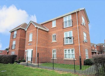 Thumbnail 1 bed flat for sale in Blackwater Court, Tame Close, Wilnecote, Tamworth