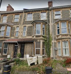 Thumbnail 6 bed terraced house to rent in Christina Terrace, Hotwells, Bristol
