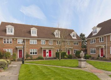 Thumbnail 4 bedroom terraced house to rent in Stafford Square, Weybridge