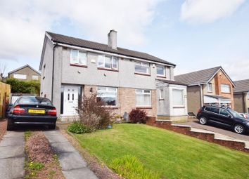 Thumbnail 3 bed semi-detached house for sale in Craigielea Road, Clydebank