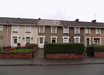 Thumbnail 3 bed terraced house for sale in Commercial Road, Port Talbot, Neath Port Talbot.