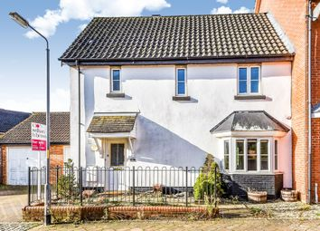 Thumbnail 3 bed semi-detached house for sale in Lee Warner Road, Swaffham